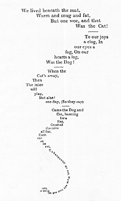 Poetry calligrams and shape poem resources by kym131218.