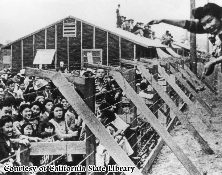 japanese american relocation during the world war ii In february 1942, president franklin roosevelt issued executive order 9066, which authorized the secretary of war to declare certain areas within the united state as military zones, and to restrict access to those areas on the grounds of wartime military necessity the president's order came less than three months after.