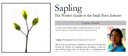 Sapling Screenshot