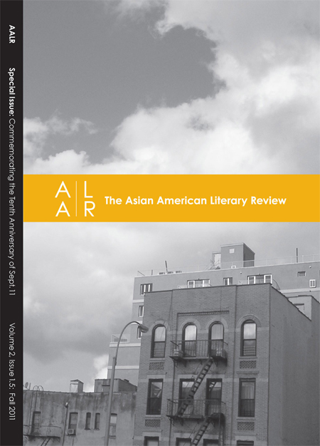 AALR's 9-11 Issue