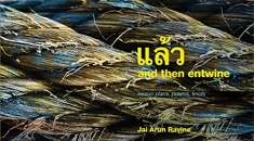 Jai Arun Ravine's แล้ว AND THEN ENTWINE (Tinfish 2011)